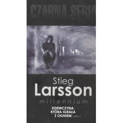 DZIEWCZYNA KTÓRA IGRAŁA Z OGNIEM 2 Larsson Stieg