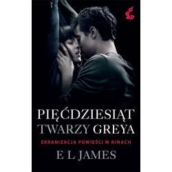 PIĘĆDZIESIĄT TWARZY GREYA E. L. James