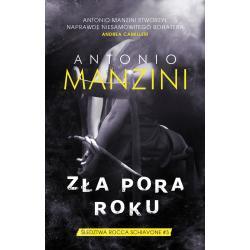 ZŁA PORA ROKU ŚLEDZTWA ROCCA SCHIAVONE Manzini Antonio