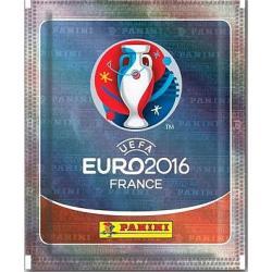 UEFA EURO SASZETKA Z NAKLEJKAMI PIŁKARZY