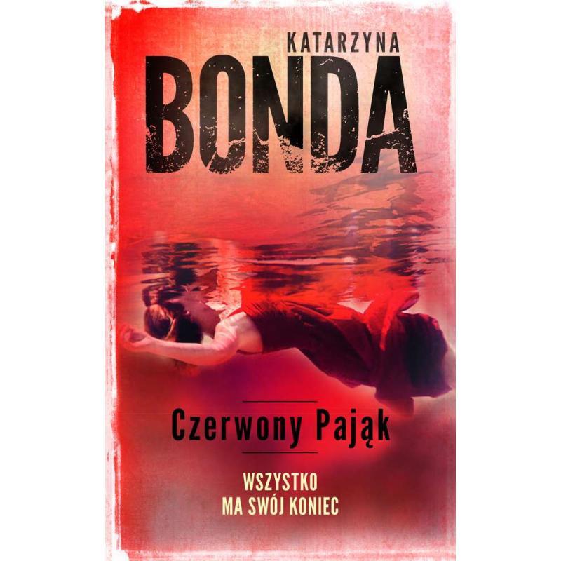 CZERWONY PAJĄK Katarzyna Bonda