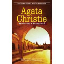 MORDERSTWO W MEZOPOTAMII Christie Agata