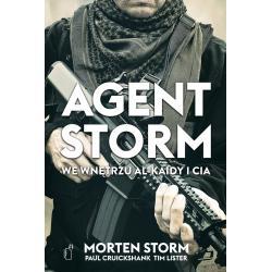 AGENT STORM WE WNĘTRZU AL-KAIDY I CIA Storm Morten