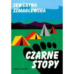CZARNE STOPY LEKTURA SZKOLNA Szmaglewska Seweryna