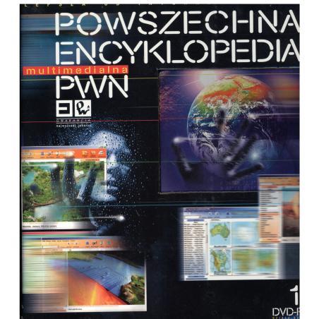POWSZECHNA ENCYKLOPEDIA PWN (DVD-ROM)