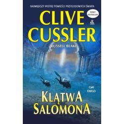 KLĄTWA SALOMONA Cussler Clive