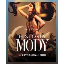 HISTORIA MODY Irma Kozina