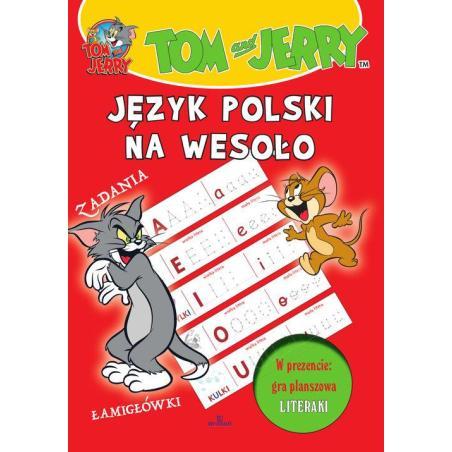 TOM I JERRY. JĘZYK POLSKI NA WESOŁO