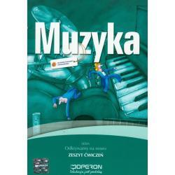 MUZYKA ZESZYT ĆWICZEŃ DLA KLAS 4-6 SZKOŁY PODSTAWOWEJ Małgorzata Rykowska Zbigniew Szałko