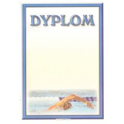 DYPLOM SPORTOWY A4