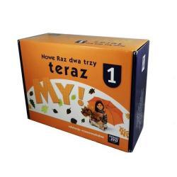 NOWE RAZ DWA TRZY TERAZ MY BOX SP KL 1 PAKIET (2012) (AKTUALNY NA 2013 ROK)