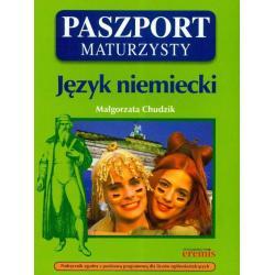 JĘZYK NIEMIECKI PASZPORT MATURZYSTY + CD Chudzik Małgorzata