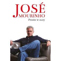 JOSE MOURINHO PROSTO W OCZY Robert Beasley
