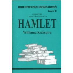 HAMLET BIBLIOTECZKA OPRACOWAŃ 81. Lementowicz Urszula