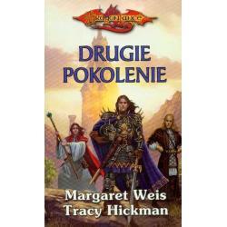 DRUGIE POKOLENIE Weis Margaret Hickman Tracy