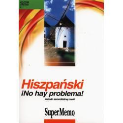 KURS JĘZYKA HISZPAŃSKIEGO NO HAY PROBLEMA! POZIOM ŚREDNI + CD MP3
