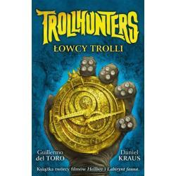 TROLLHUNTERS ŁOWCY TROLLI Del Toro Guillermo