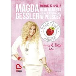 POZIOMKI 2016 2017 GDZIE NAJLEPIEJ ZJEŚĆ I WYSPAĆ SIĘ W POLSCE Magda Gessler