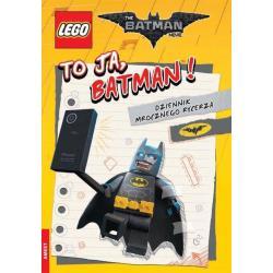 LEGO BATMAN MOVIE TO JA, BATMAN! DZIENNIK MROCZNEGO RYCERZA
