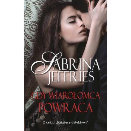 GDY WIAROŁOMCA POWRACA Sabrina Jeffries