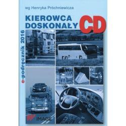 KIEROWCA DOSKONAŁY PODRĘCZNIK + CD Próchniewicz Henryk