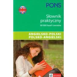 SŁOWNIK PRAKTYCZNY ANGIELSKO-POLSKI POLSKO-ANGIELSKI.