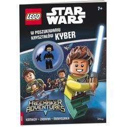 LEGO STAR WARS W POSZUKIWANIU KRYSZTAŁÓW KYBER