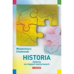 HISTORIA ZADANIA NA MAPACH KONTUROWYCH Chybowski Włodzimierz