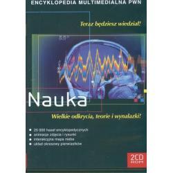 CYWILIZACJE MULTIMEDIALNA ENCYKLOPEDIA PWN (CD-ROM)
