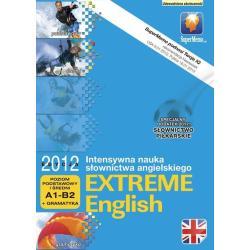 EXTREME ENGLISH KURS ANGIELSKIEGO A1-B2 + GRAMATYKA