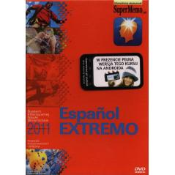ESPANOL EXTREMO KURS GRAMATYKI JĘZYKA HISZPAŃSKIEGO CD-ROM