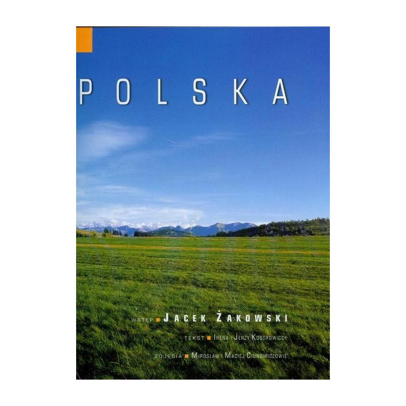 POLSKA Jerzy Kostrowicki Irena Kostrowicka