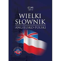 WIELKI SŁOWNIK POLSKO-ANGIELSKI ANGIELSKO-POLSKI + CD .