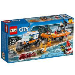 TERENÓWKA SZYBKIEGO REAGOWANIA LEGO CITY 60165