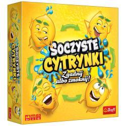 SOCZYSTE CYTRYNKI GRA ZRĘCZNOŚCIOWA 6+