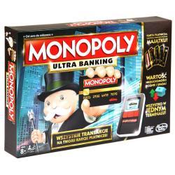 MONOPOLY ULTRA BANKING GRA PLANSZOWA 8+