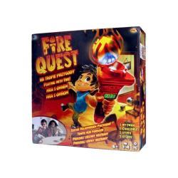FIRE QUEST NA TROPIE PRZYGODY GRA ZRĘCZNOŚCIOWA 6+