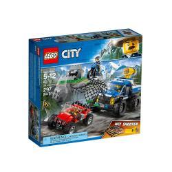 POŚCIG GÓRSKĄ DROGĄ LEGO CITY 60172