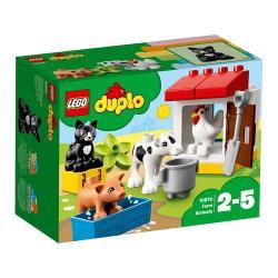 ZWIERZĄTKA HODOWLANE LEGO DUPLO 10870