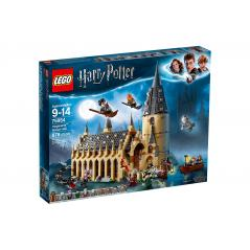 WIELKA SALA W HOGWARCIE LEGO HARRY POTTER 75954