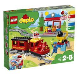 POCIĄG PAROWY LEGO DUPLO 10874