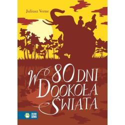 W 80 DNI DOOKOŁA ŚWIATA Verne Juliusz