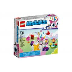 CHMURKOWY POJAZD KICI ROŻEK LEGO UNIKITTY 41451