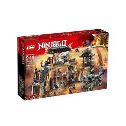 SMOCZA JAMA LEGO NINJAGO 70655