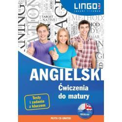 ANGIELSKI CWICZENIA DO MATURY + CD Anna Treger