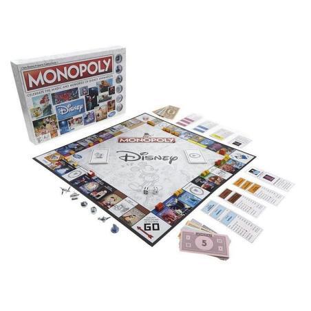 MONOPOLY DISNEY GRA PLANSZOWA 8+