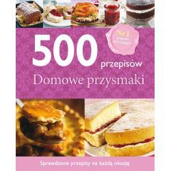 500 PRZEPISÓW DOMOWE PRZYSMAKI
