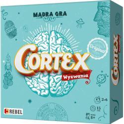 CORTEX WYZWANIA GRA LOGICZNA 8+