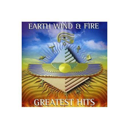 EARTH WIND & FIRE GREATEST HITS CD