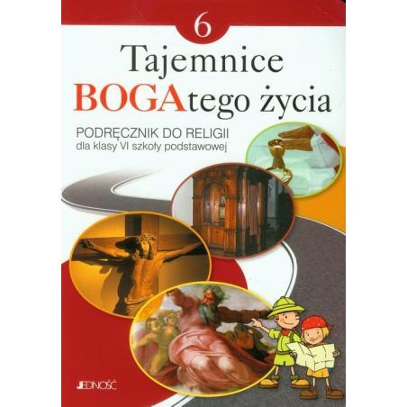 RELIGIA TAJEMNICE BOGATEGO ŻYCIA PODRĘCZNIK Elżbieta Kondrak, Krzysztof Mielnicki